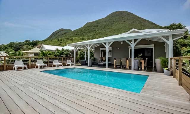 Liberté Vacances Martinique villa